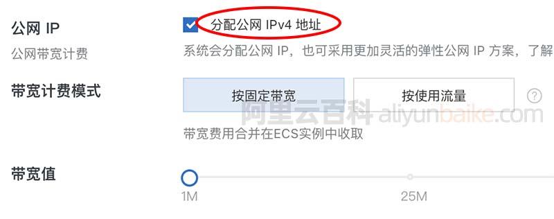 阿里云服务器独立IP地址